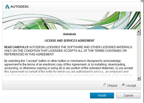 Лицензионное соглашение Autodesk