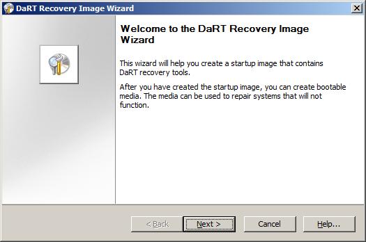 DaRT 7 - Создание набора инструментов