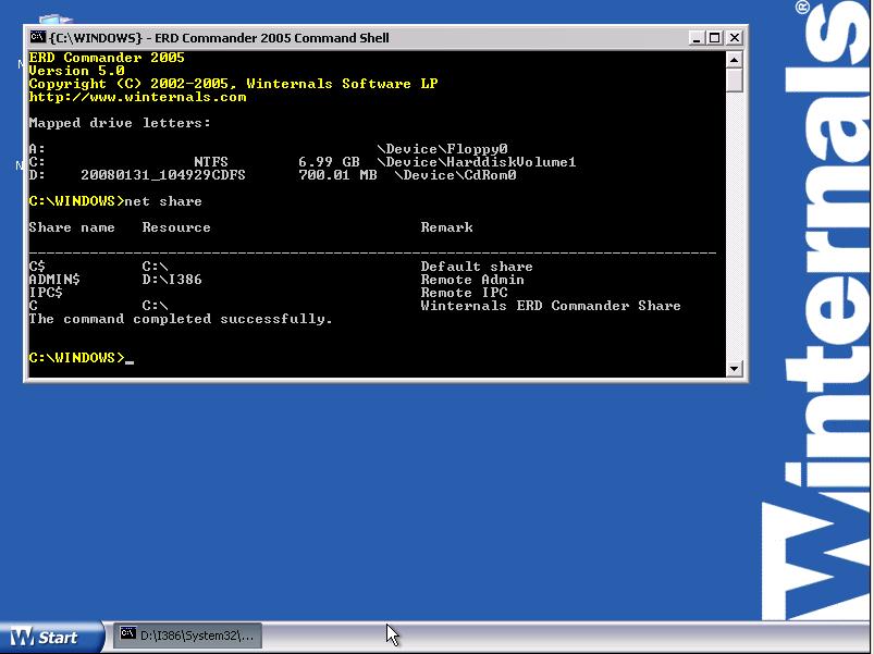 erd commander windows 8.1